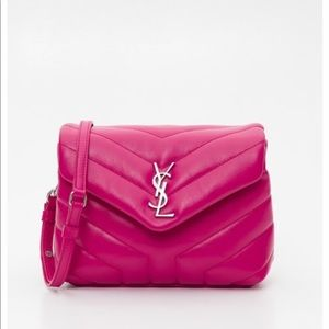 YSL Lou Lou Crossbody Toy Bag